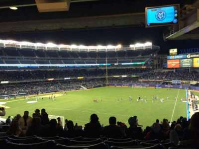 Yankee Stadium section 210