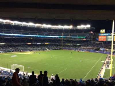 Yankee Stadium section 209