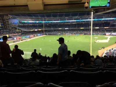 Yankee Stadium section 233a