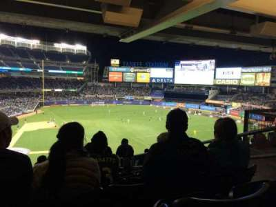 Yankee Stadium section 217