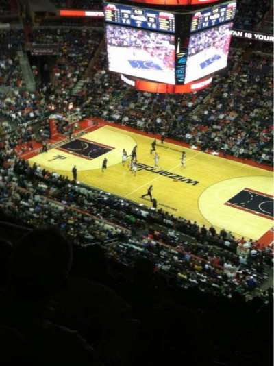 Verizon Center section 403