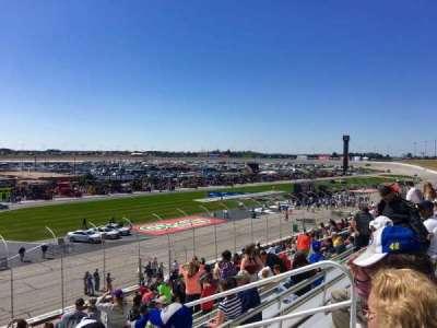 Atlanta Motor Speedway, section: 137, row: 22, seat: 12