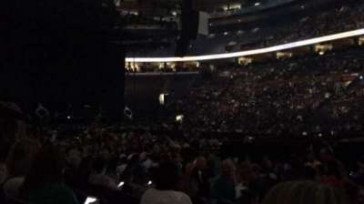 Scottrade Center, section: 115, row: E, seat: 5