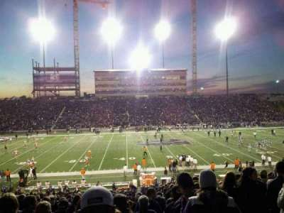 Bill Snyder Family Stadium section 23