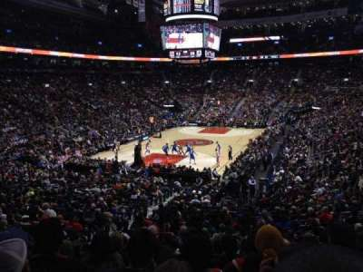 Air Canada Centre, section: 112, row: 25, seat: 11