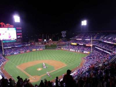 Citizens bank park  section 419