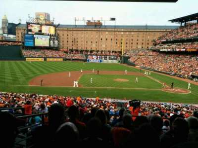 Oriole Park at Camden Yards, section: 49, row: 7, seat: 18
