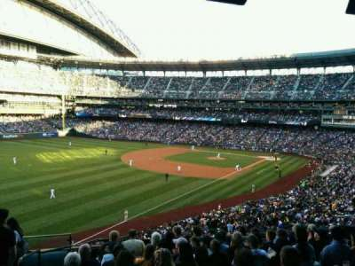 Safeco Field, section: 247, row: 8, seat: 16