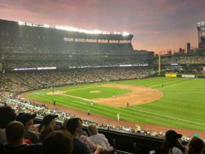 T-Mobile Park, section: 217, row: 5, seat: 2