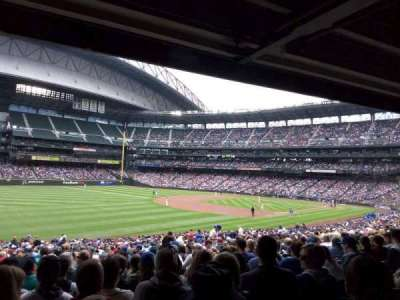 Safeco Field, section: 146, row: 38, seat: 19