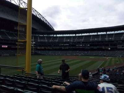 Safeco Field, section: 150, row: 30, seat: 7