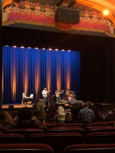 Balboa Theatre, section: Orchestra, row: V, seat: 13