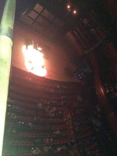 Verizon Hall at the Kimmel Center, section: Tier 3, row: 110, seat: 1