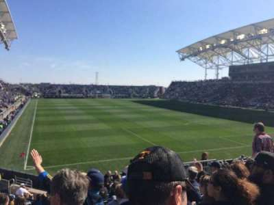 Talen Energy Stadium, section: 120, row: R, seat: 10