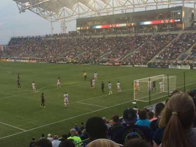 Talen Energy Stadium, section: 120, row: R, seat: 12