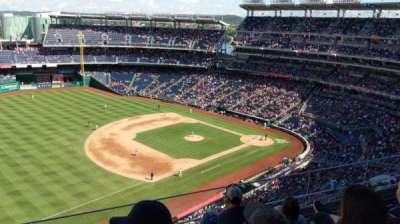 Nationals Park, section: 404, row: E, seat: 14