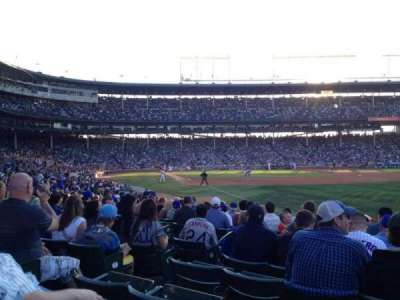 Wrigley Field, section: 139, row: 5, seat: 5