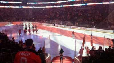 Prudential Center, section: 11, row: 14, seat: 4