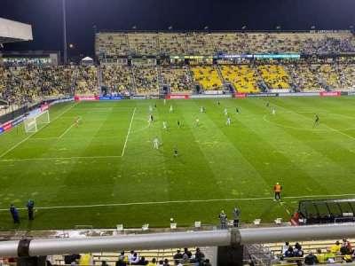 Historic Crew Stadium, section: 229, row: 2, seat: 5