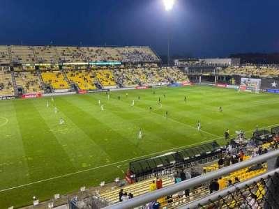 Historic Crew Stadium, section: 229, row: 2, seat: 6