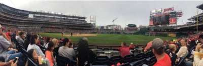 Nationals Park, section: 133, row: G, seat: 9