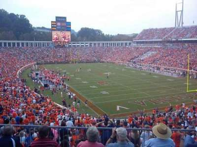 Scott Stadium section 119