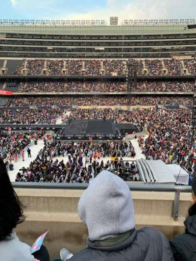 Soldier Field section 338