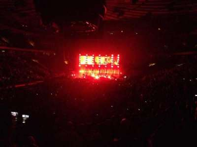 Madison Square Garden, section: 103, row: 14, seat: 20