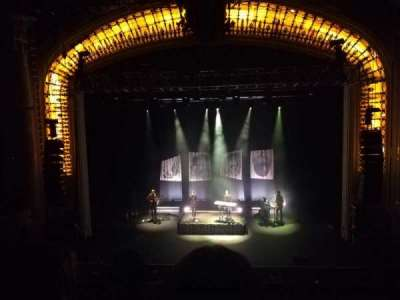 Orpheum Theatre (Boston), section: MEZZ, row: C, seat: 206