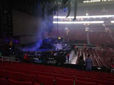 Wells Fargo Center, section: 123, row: 16, seat: 16
