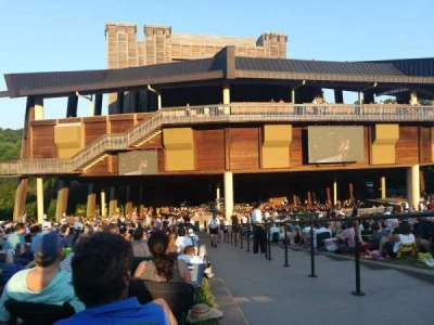Wolf Trap, section: LAWN, row: GA , seat: GA
