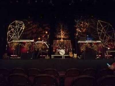Lincoln Theatre section Center Orchestra A-L