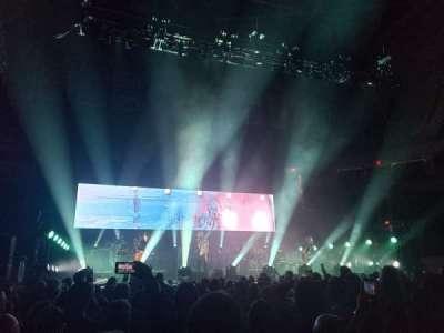 Agganis Arena, section: Floor 1, row: GA, seat: GA