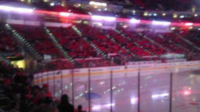 PNC Arena section 122