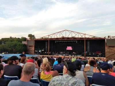 Providence Medical Center Amphitheater section 10