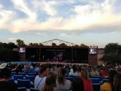 Providence Medical Center Amphitheater section 11