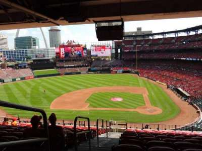 Busch Stadium, section: 254, row: 14, seat: 15