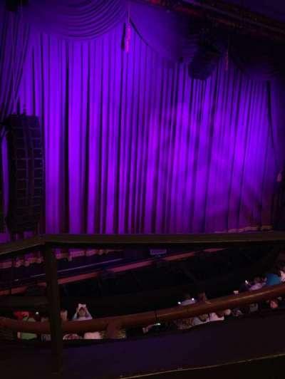 Lunt-Fontanne Theatre section Front Mezzanine L