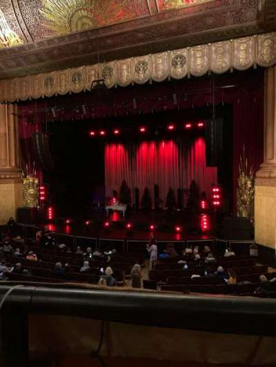 Beacon Theatre section Loge 2