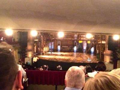 PrivateBank Theatre, section: Dress Circle RC, row: F, seat: 224