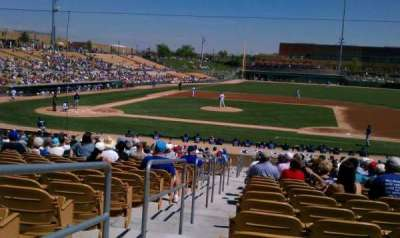 Camelback Ranch, section: 108, row: 18, seat: 10