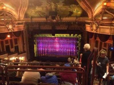 Hippodrome Theatre, section: Center Balcony, row: N, seat: 317
