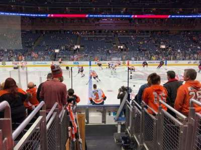 Nationwide Arena, section: 104, row: J, seat: 15