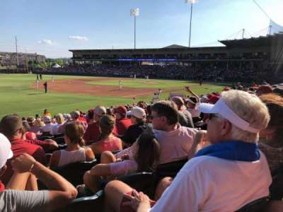 Baum Stadium, section: 116, row: T, seat: 10