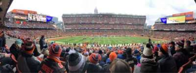 FirstEnergy Stadium, section: 133, row: 30, seat: 8
