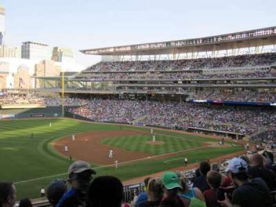 Target Field section S