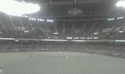Chase Field section 143
