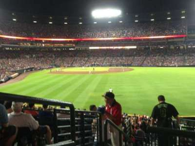 Turner Field section 239