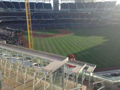 PETCO Park, section: 227, row: 8, seat: 1
