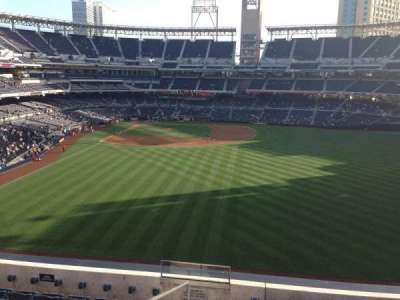 PETCO Park, section: 233, row: 8, seat: 1